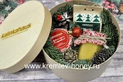 Подарочный набор брендированный на Новый год