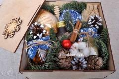 подарки в корпоративном стиле на Новый год