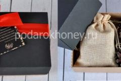 подарочный набор в дизайнерской коробке