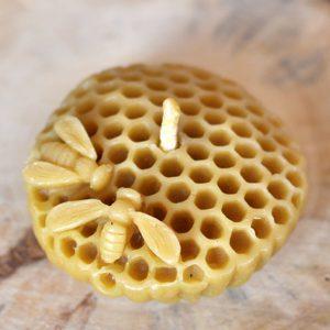 свеча пчела