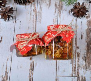 сладкие новогодине подарки