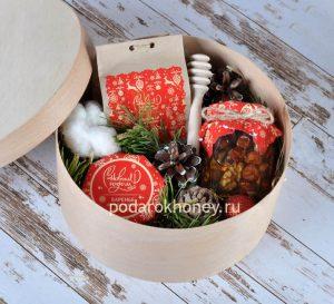 сладкие новогодне подарки