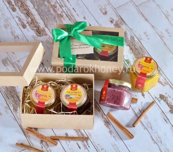 мед в подарочной упаковке купить