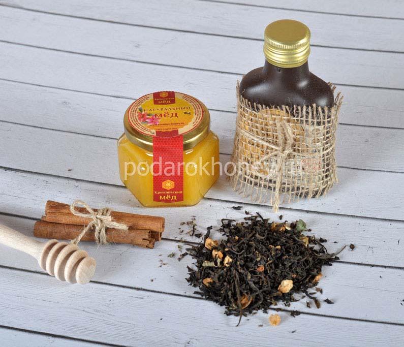 сбитень мед и чай