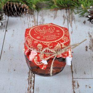 Варенье из кедровых шишек на Новый год
