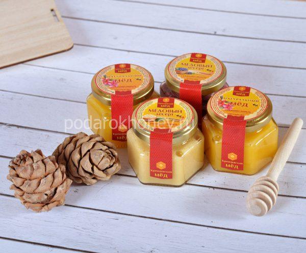 мед разный
