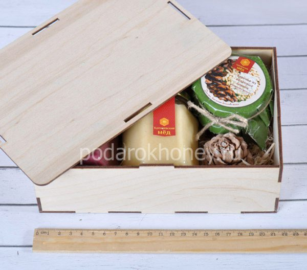 подарочный набор с вареньем