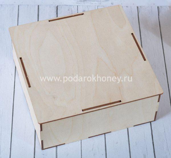 подарочный ящик с гравировкой