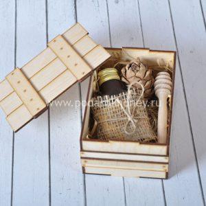 сбитень и натуральная шишка в подарок