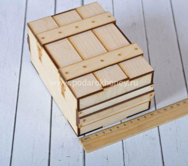 подарочный ящик для меда