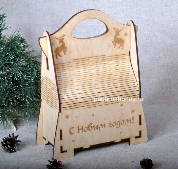 новогодняя сумочка