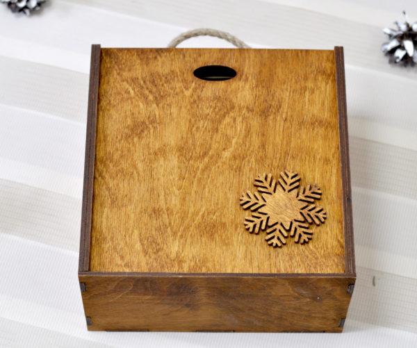 ящик для корпоративного подарка
