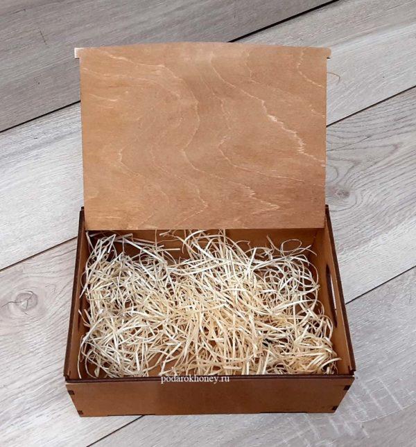 коробка на новый год